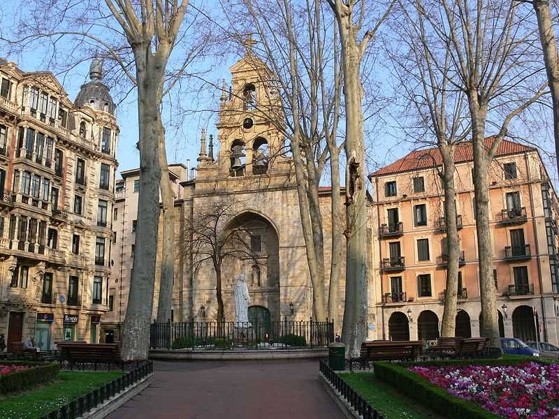 Bilbao_San_Vicente_Mártir Fuente Wikipedia Autor Andreas Praefcke