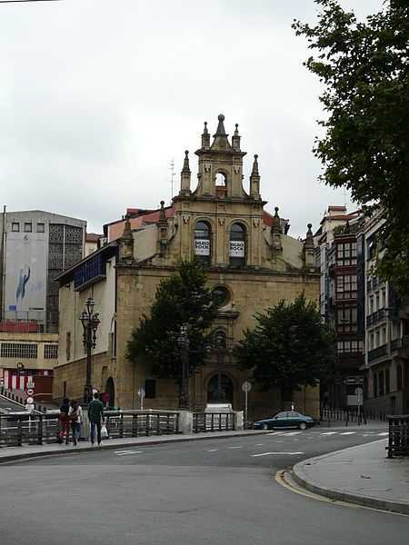 Bilborock Convento de La Merced Fuente Wikipedia Autor Pere López Brosa