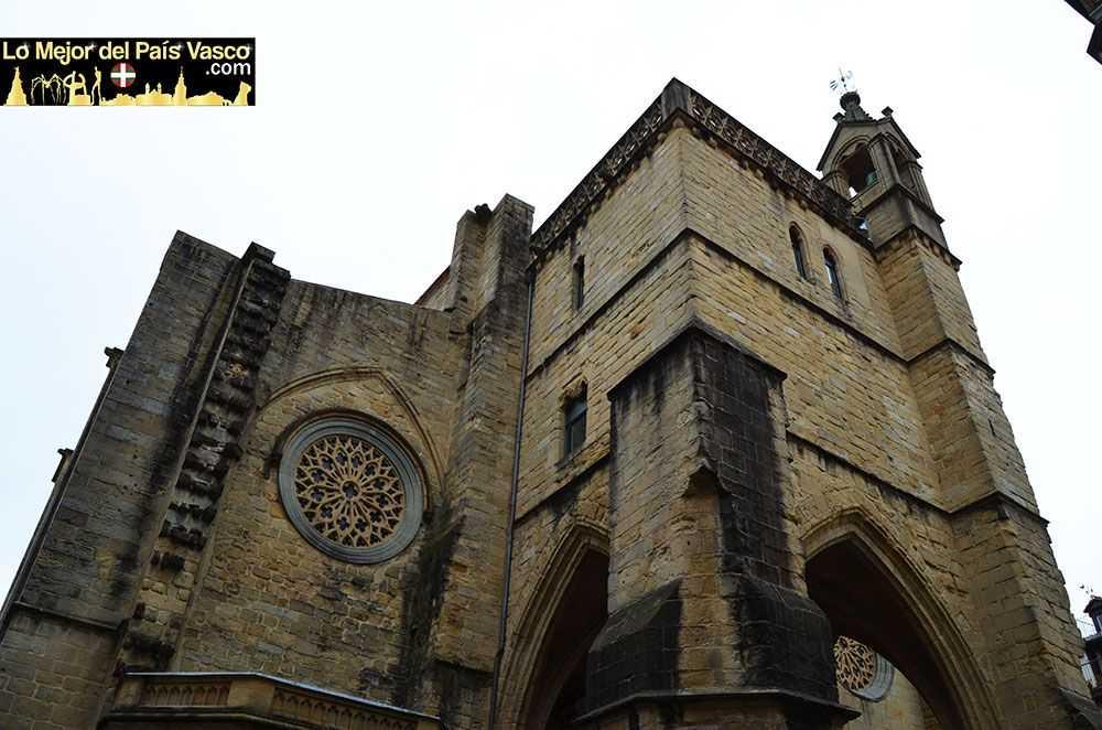Iglesia-de-San-Vicente-en-San-Sebastián-Que-Ver-en-San-Sebastián-por-Lo-Mejor-del-País-Vasco