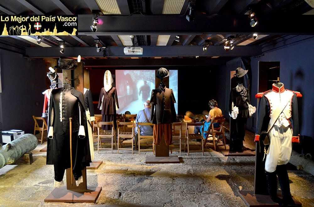 Museo-Castillo-de-La-Mota-Que-Ver-en-San-Sebastián-por-Lo-Mejor-del-País-Vasco