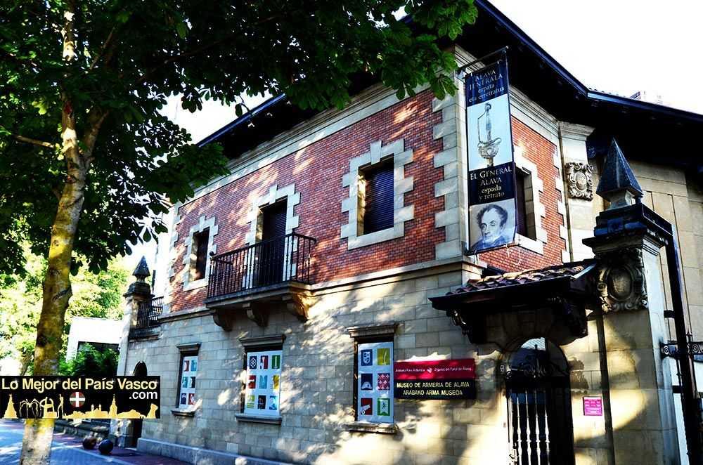 Museo-de-Armería-de-Álava-por-Lo-Mejor-del-País-Vasco