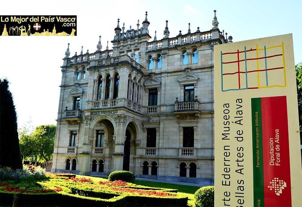 Museo-de-Bellas-Artes-de-Álava-por-Lo-Mejor-del-País-Vasco
