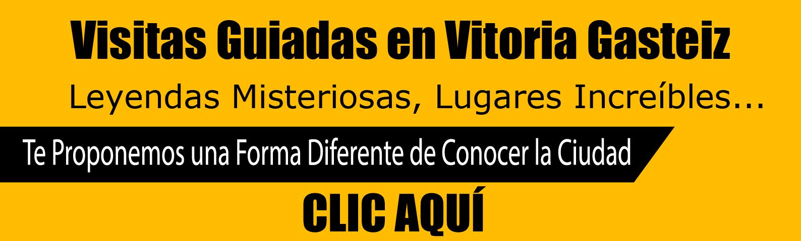 Visitas Guiadas en Vitoria Gasteiz