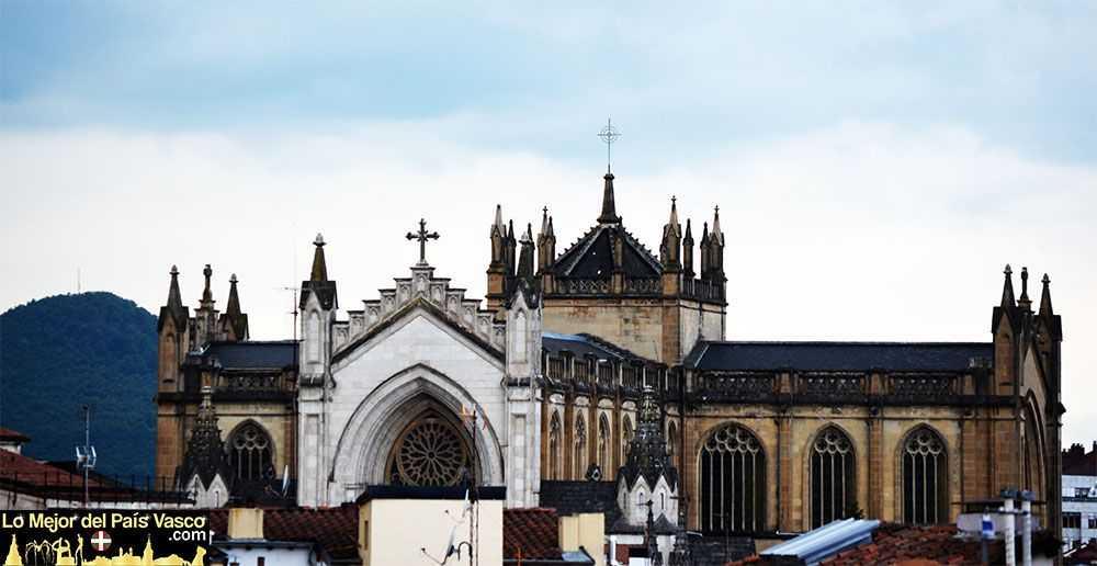 Vistas-de-la-Catedral-Nueva-de-Vitoria-Gasteiz-por-Lo-Mejor-del-País-Vasco