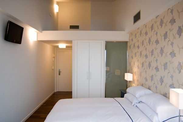 Hotel Arbe Habitaciones