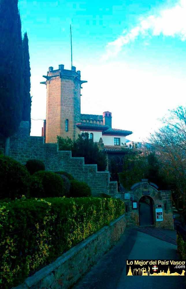 Hotel-Castillo-del-Collado-en-Laguardia-por-Lo-Mejor-del-País-Vasco