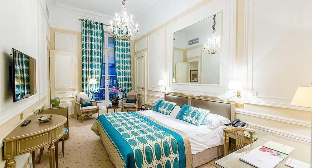 Hotel-Du-Palais-Lo-Mejor-del-Pais-Vasco-Habitación