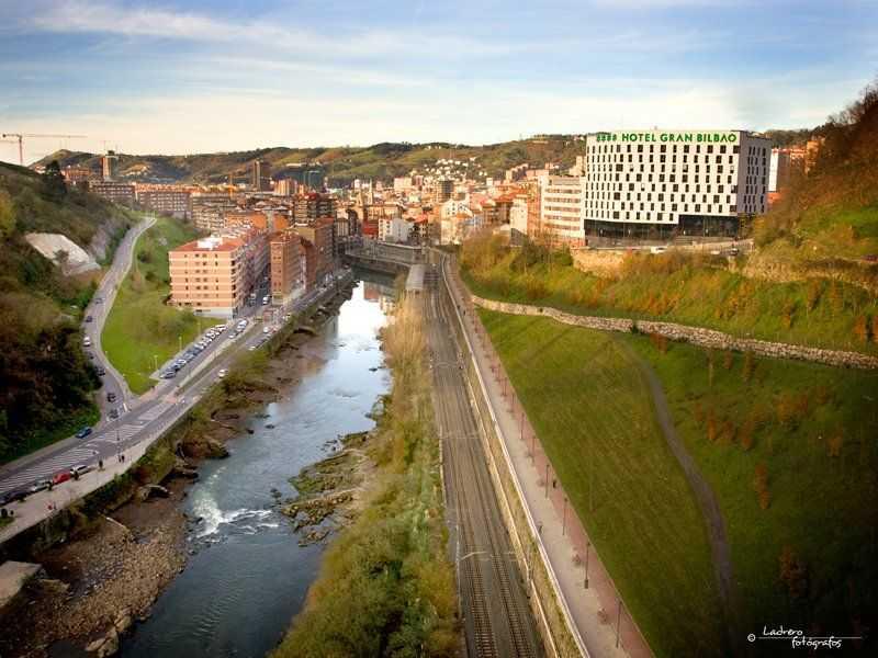 Hotel Gran Bilbao en Lo Mejor del Pais Vasco