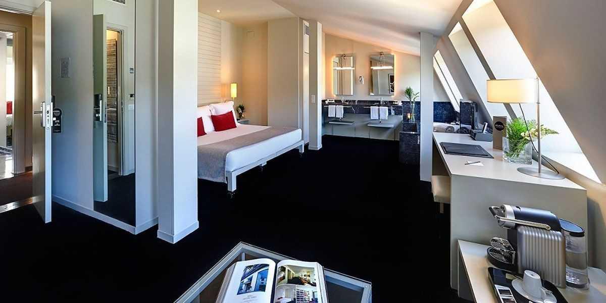Master Suite Hotel Miró Bilbao