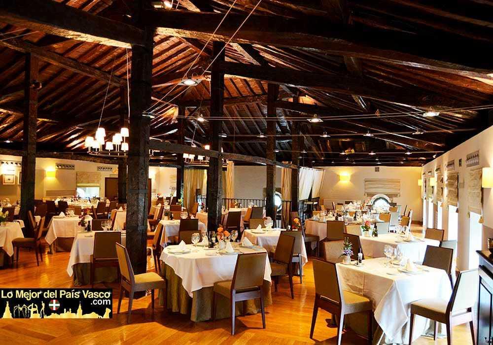 Parador-de-Argómaniz-Restaurante-por-Lo-Mejor-del-País-Vasco