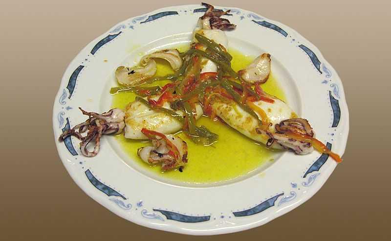 Restaurante-Anastasio-Txipirones-a-la-Plancha