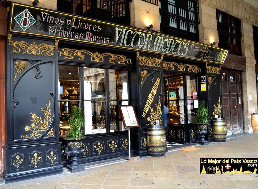 Restaurante-Victor-Montes-Bilbao-Exterior-por-Lo-Mejor-del-País-Vasco