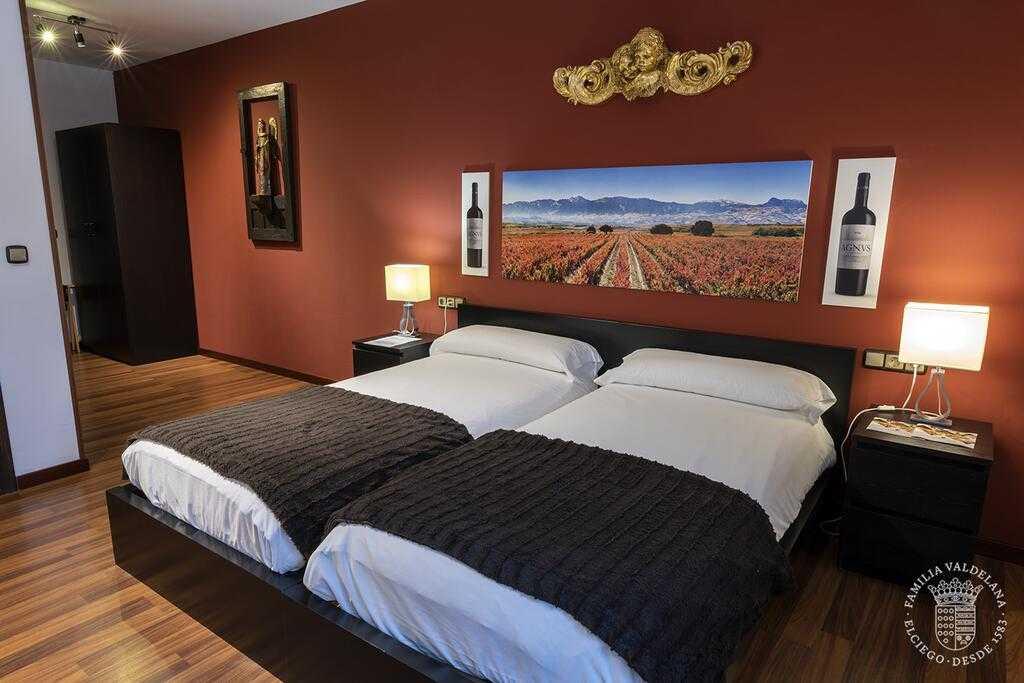 Agroturismo Valdelana en Elciego Dormir en Rioja Alavesa