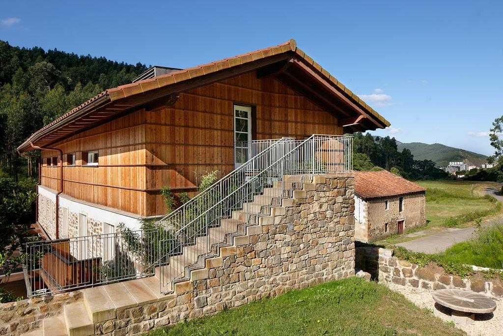Apartamentos Turísticos Rurales Ureta Dormir en Bizkaia