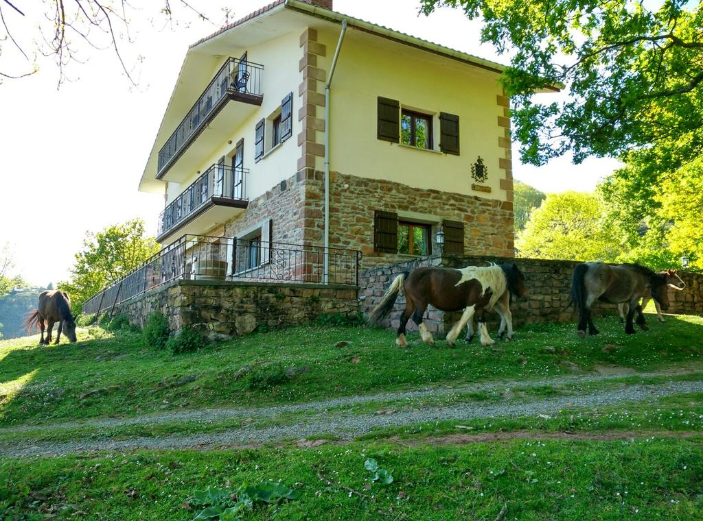 Autxikoborda Casas Rurales en Navarra
