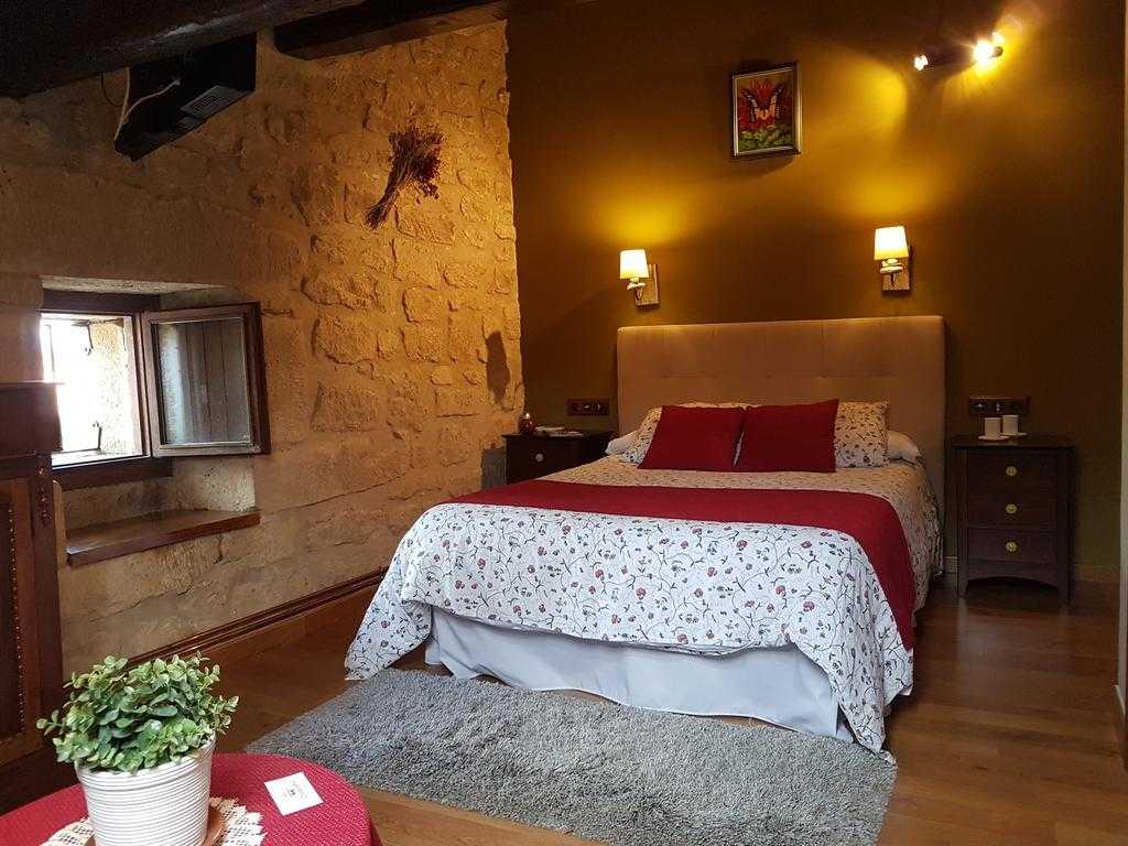 Casa Rural La Molinera Etxea Dormir en Rioja Alavesa