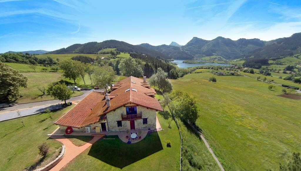 Casa Rural Urkulu Landetxea Dormir en Gipuzkoa