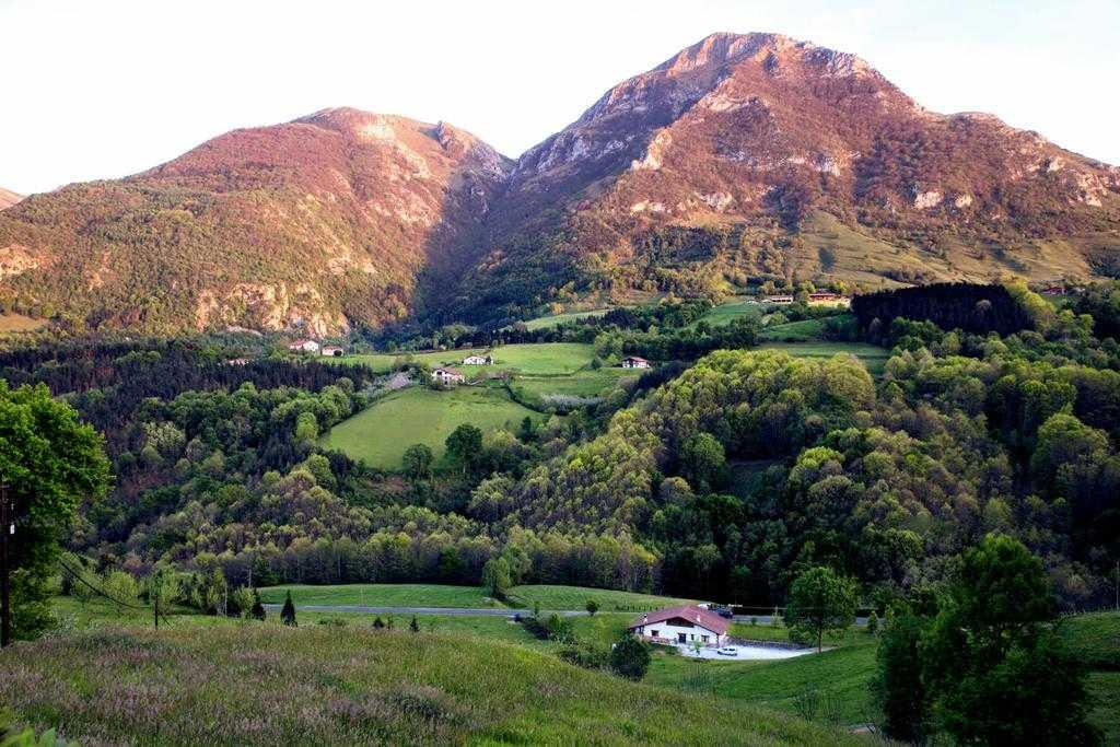 Eguzkitze Alojamiento Rural Dormir en Gipuzkoa