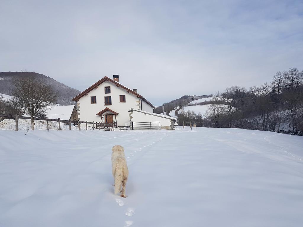 Hostal Rural Iratiko Urkixokoa Casas Rurales en Navarra