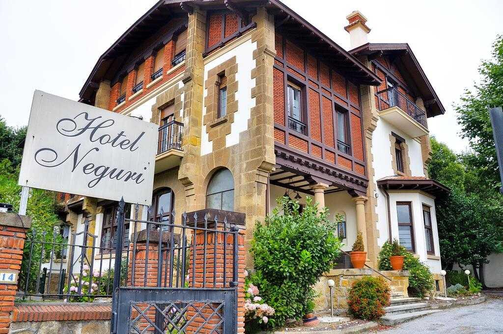 Hotel Neguri Dormir en Bizkaia