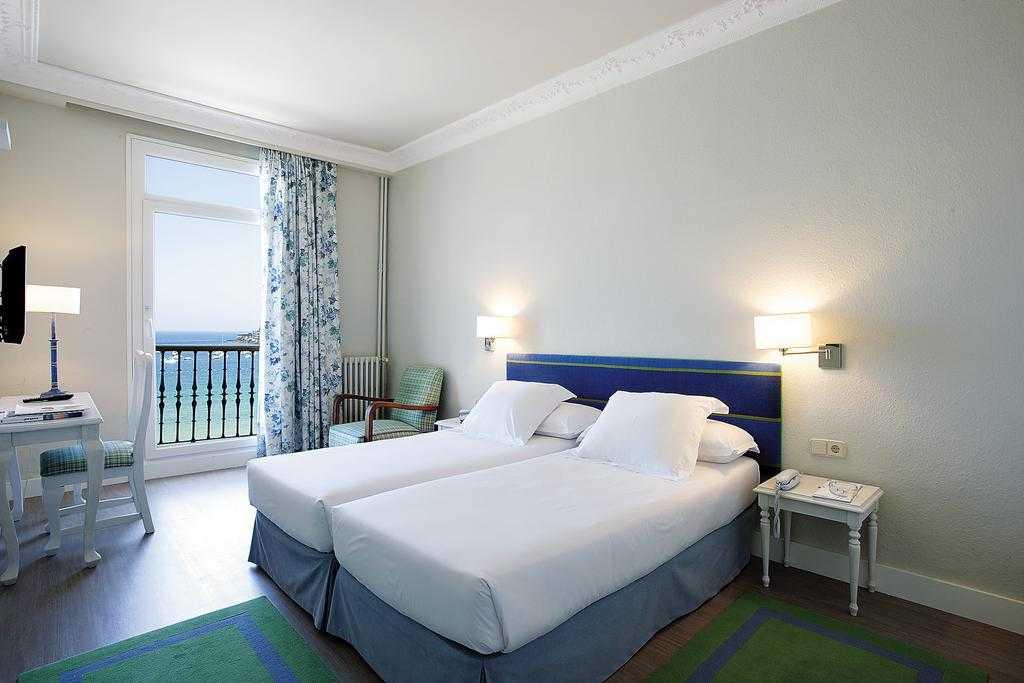 Hotel Niza Dormir en San Sebastián