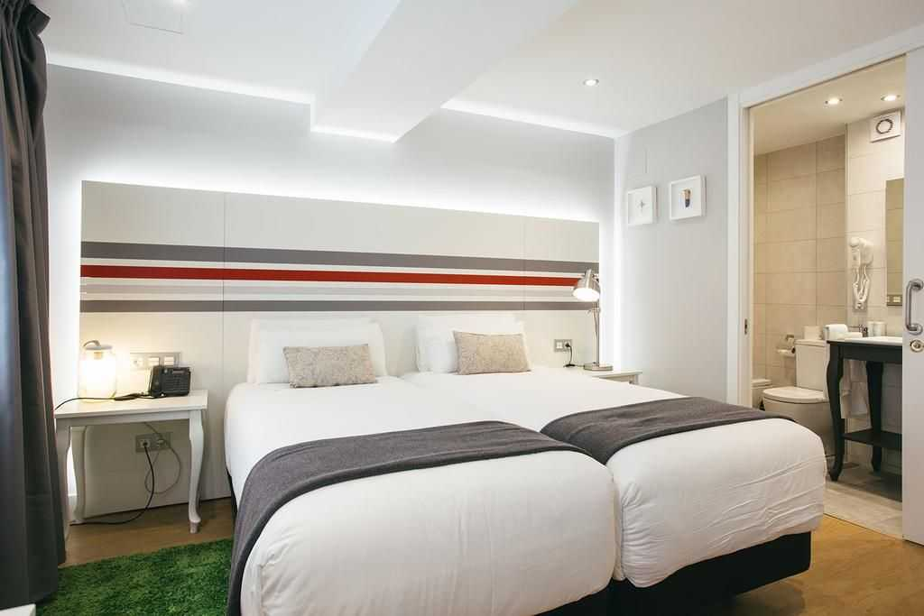 Legazpi Doce Studios Suites Dormir en San Sebastián
