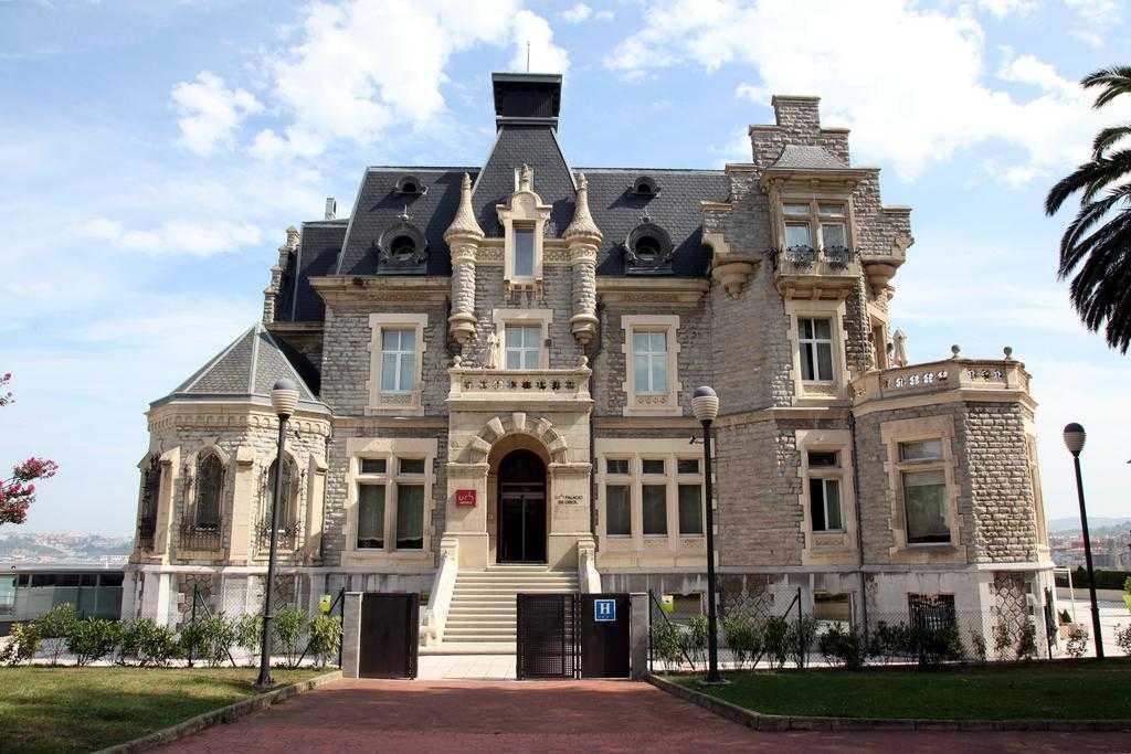 URH Palacio de Oriol Dormir en Bizkaia